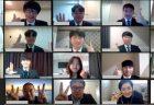 韓国の提携大学から アイエスエフネットへ!